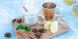 Согревательные напитки для вашего тела