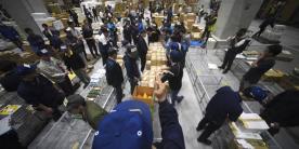 Рыбный рынок Тоёсу: новый отдел свежих овощей и фруктов