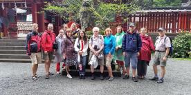 Группа альпинистов из Латвии, сентябрь 2018 г.