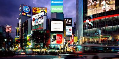 Экскурсия по Токио