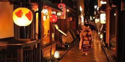 Экскурсия Ночной Киото