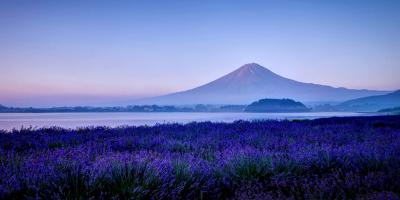 Подъем на вершину Фудзи