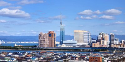 Экскурсия «Путешествие из Хакаты в Фукуоку»
