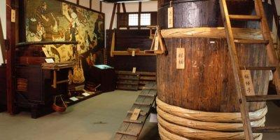 Посещение музея сакэ Гэккэйкан Окура
