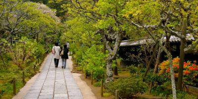 Храм Токей-дзи