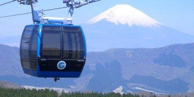 Канатная дорога Hakone Ropeway