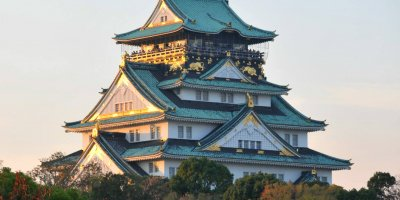 Замок Осака