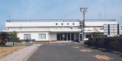 Аэропорт Ики