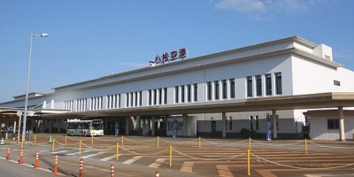 Аэропорт Комацу