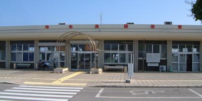 Аэропорт Окиноэрабу
