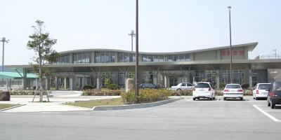 Аэропорт Оки