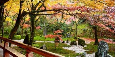 Сад камней Комёдзэн-дзи