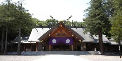 Святилище Хоккайдо