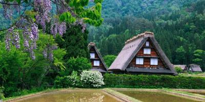Музей традиционных домов под открытым небом