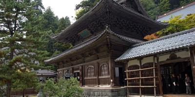 Храм Эйхэй-дзи