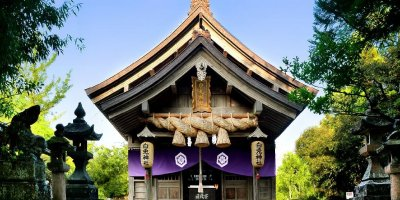"Святилище ""Белого зайца"" (Хакуто-дзиндзя)"