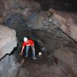 Фудзи-Кавагутико. Один из туннелей пещеры Летучих мышей