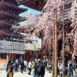 Токио. Храм Сенсодзи
