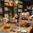 Токио. Рыбный рынок. Лавка ножей