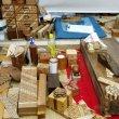 Хаконе. Ремесленная мастерская с шкатулками