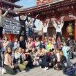 Команда черлидеров ноябрь 2017 года, Токио