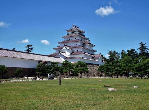 Экскурсия по Аидзувакамацу