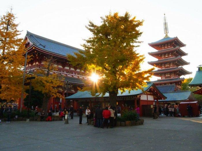 Храм Сенсодзи