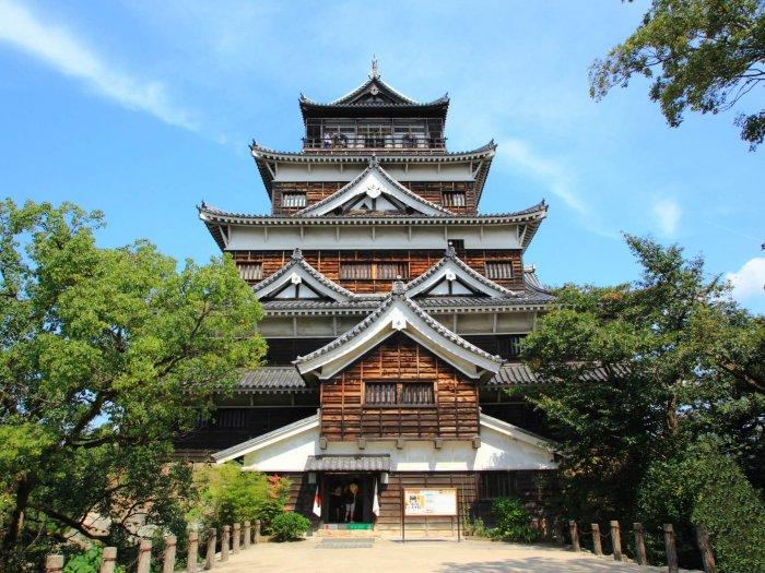 Замок Хиросима