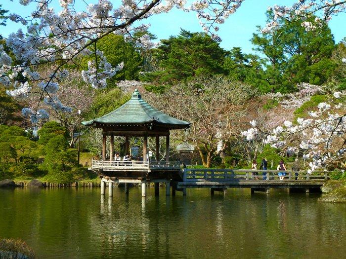 Парк Нарита-сан