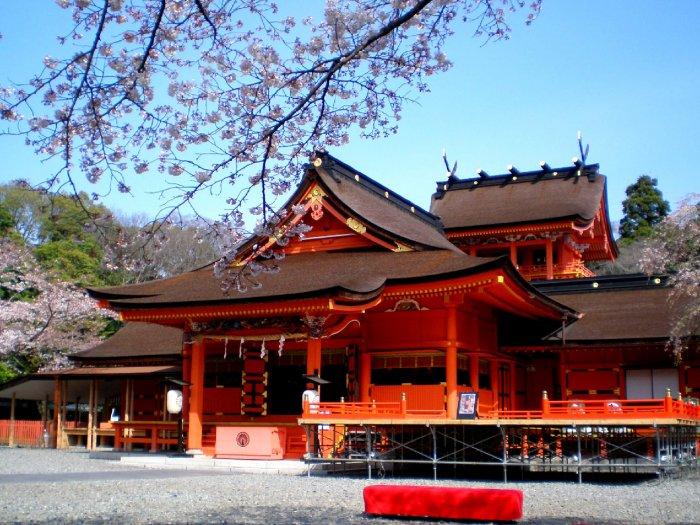 Святилище Фудзисан Хонгу Сэнгэн Тайся