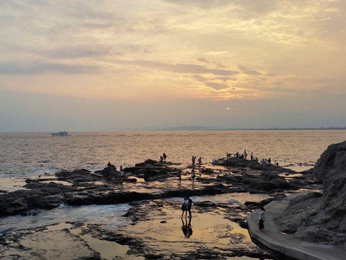 Южное побережье Эносимы