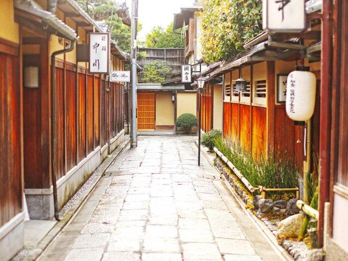 Улица Исибэи-кодзи