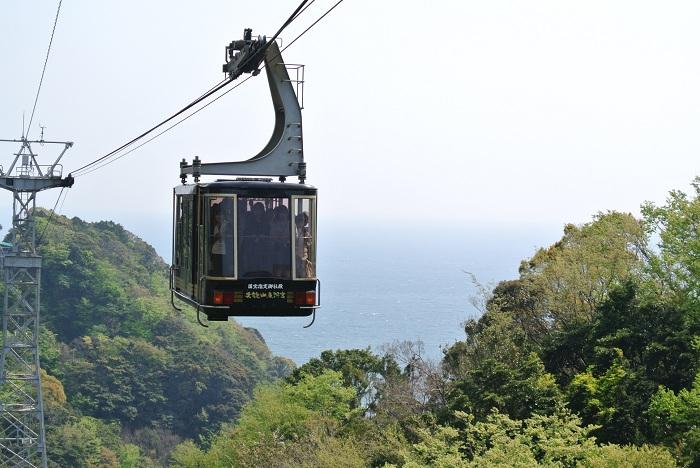 Канатная дорога Нихондайра