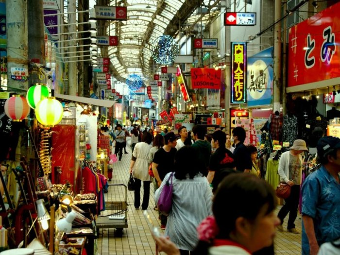Рынок Макиси
