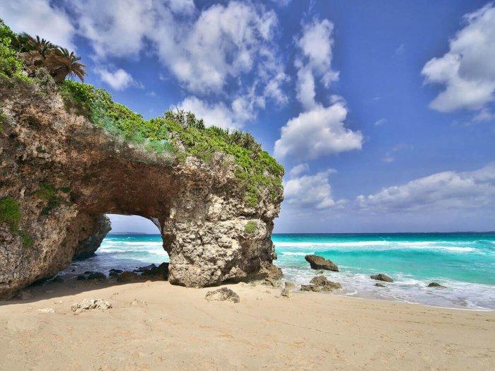 Пляж Сунаяма