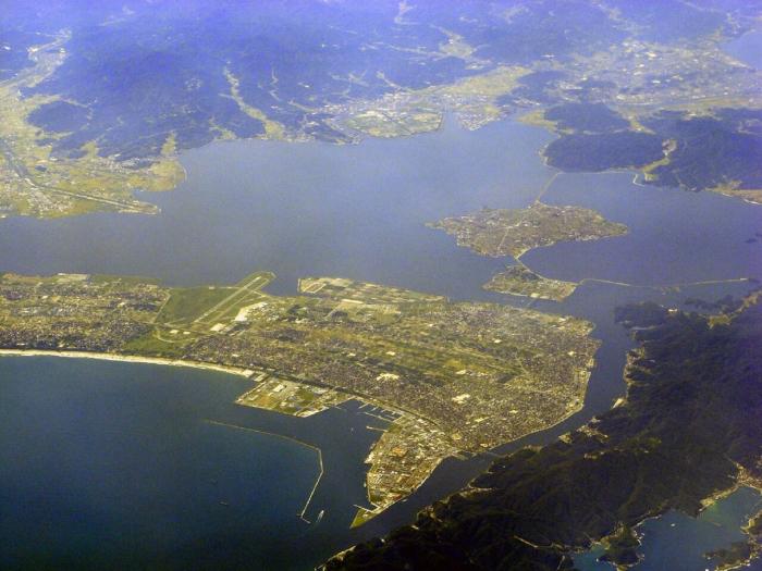 Озеро Накауми
