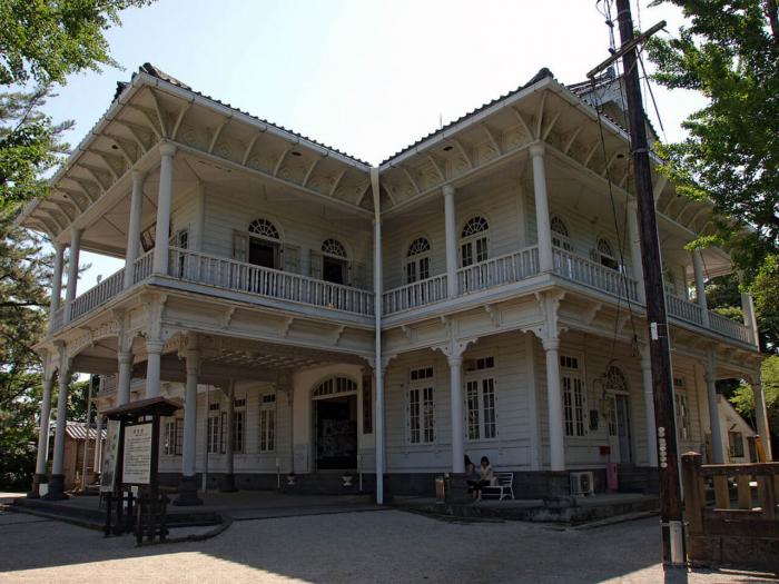 Народный музей Мацуэ (Коункаку)