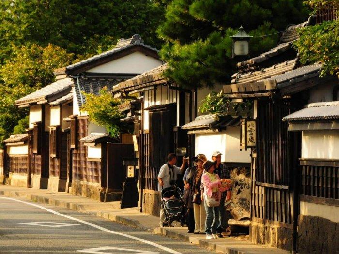 Дома самураев (Букэ ясики) Мацуэ