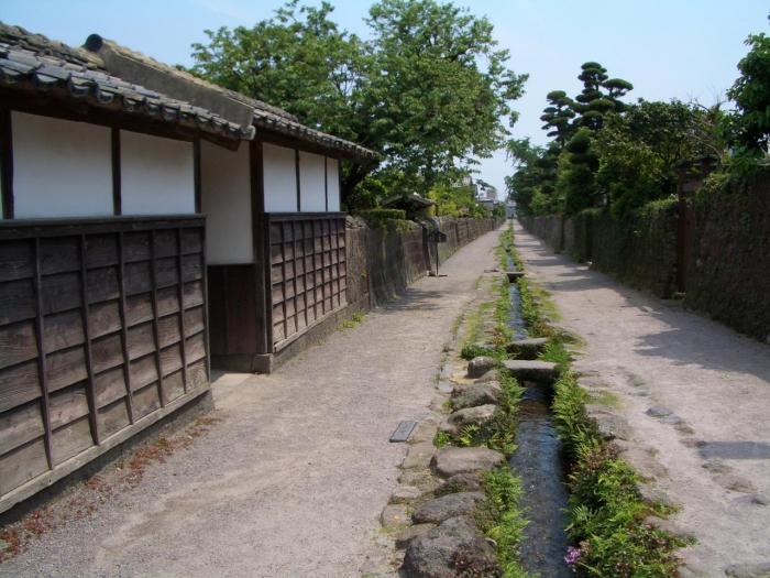 Район самураев (Оружейный город)