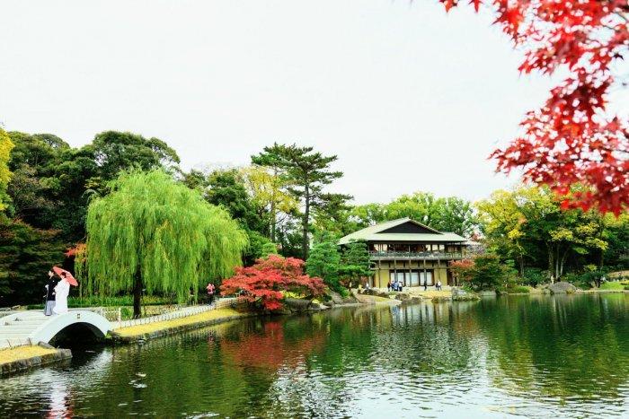 Сад Токугава-эн