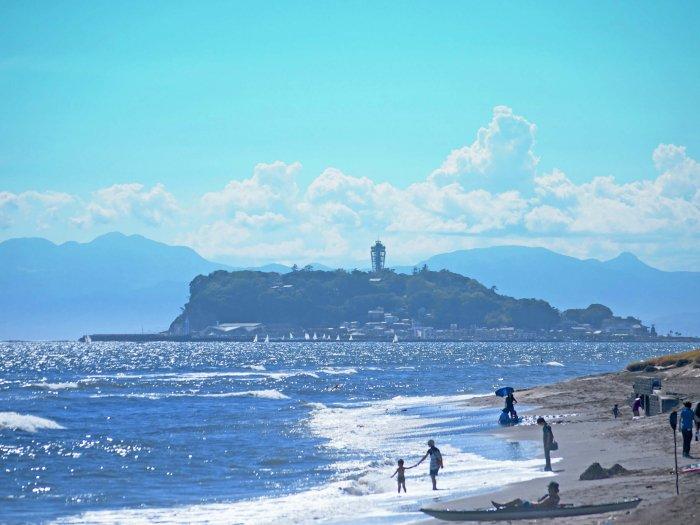 Пляжи Камакуры