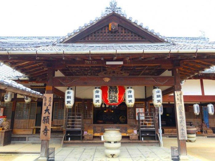 Храм Дайган-дзи