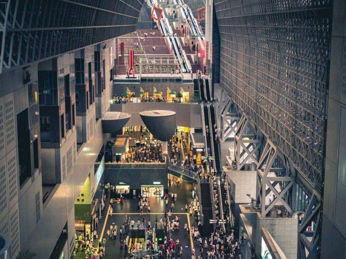 Станция Киото