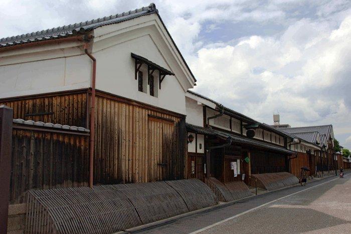 Музей сакэ Гэккэйкан Окура