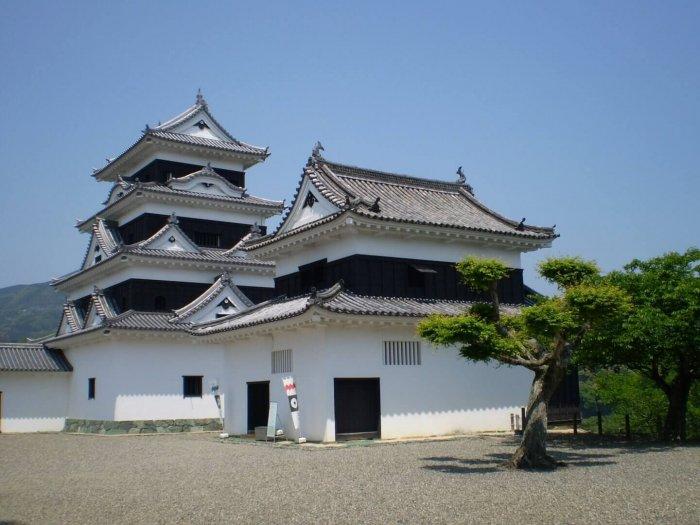 Самурайская резиденция Аидзу