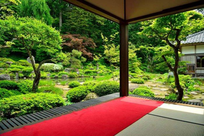 Храм Гёкусэндзи