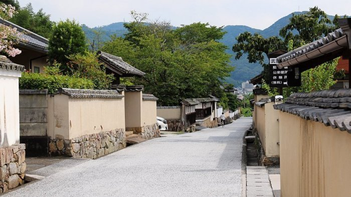 Старинный район Такахаси