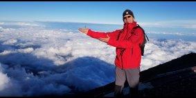 Арнис Опманис Президент Ассоциации альпинистов и путешественников Латвии
